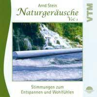 Arnd Stein - CD - Naturgeräusche 1 Vogelzw. & Meeresr.