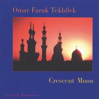 Omar Tekbilek Faruk - CD - Crescent Moon