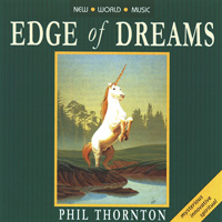 Phil Thornton - CD - Edge of Dreams
