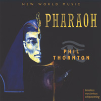 Phil Thornton - CD - Pharaoh