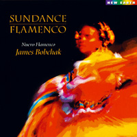 James Bobchak - CD - Sundance Flamenco