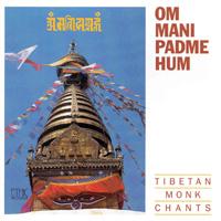 Tibetan Monks of Maitri Vihar  Om Mani Padme Hum  CD Image