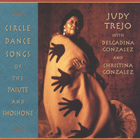 Judy Trejo - CD - Circle Dance Songs - Paiute & Shoshone