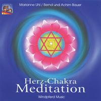 Marianne Uhl: CD Herz-Chakra Meditation