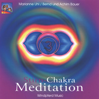 Marianne Uhl - CD - Stirn-Chakra Meditation