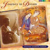 Usman Ustad Khan - CD - Journey in Dream
