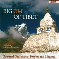 Various Artists - Polyglobe  CD Big OM of Tibet