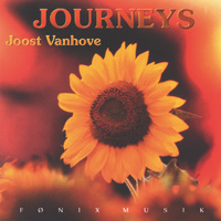 Joost Vanhove - CD - Journeys