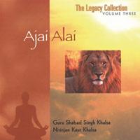 Guru Shabad Singh Khalsa - CD - Ajai Alai