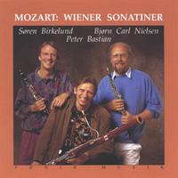 Wiener Sonatiner - CD - 5 Divertimenti von W.A. Mozart