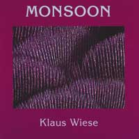 Klaus Wiese - CD - Monsoon