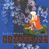 Klaus Wiese - CD - Samarkand