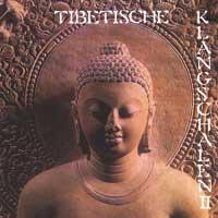 Klaus Wiese  CD Tibetische Klangschalen 2