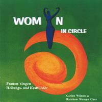 Carien Wijnen & Friends: CD Womyn in Circle