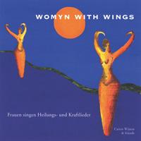 Carien Wijnen & Friends: CD Womyn with Wings