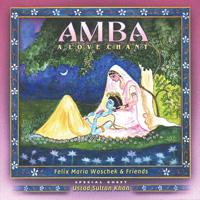 Woschek & Konrad Halbig: CD Amba - A Love Chant