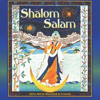 Felix Woschek Maria  CD Shalom Salam