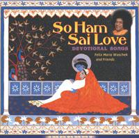 Felix Woschek Maria: CD So Ham - Sai Love
