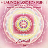Aeoliah - CD - Healing Music for Reiki Vol. 1
