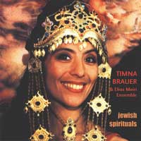 Timna Brauer & Elias Meiri - CD - Jewish Spirituals