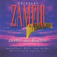 Gheorghe Zamfir: CD Zauber der Panflöte