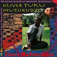 Oliver Tuku Mutukudzi: CD Ziwere MuKobenhavn