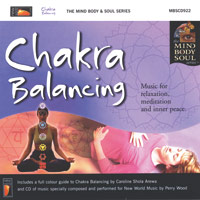 Mind Body Soul - Series - CD - Chakra Balancing