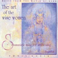 Ageha: CD The Art of the wise Women