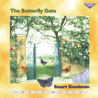 Stuart Goodstein - CD - The Butterfly Gate