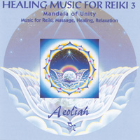 Aeoliah - CD - Healing Music for Reiki Vol. 3