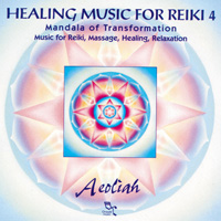 Aeoliah - CD - Healing Music for Reiki Vol. 4
