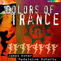 James Asher & Madeleine Doherty: CD Colors of Trance
