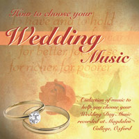 Martin Souter: CD Wedding Music