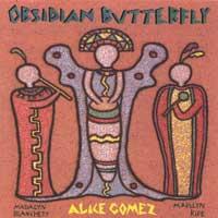Alice Gomez: CD Obsidian Butterfly