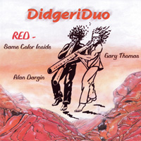 Gary Thomas & Alan Dargin - CD - DidgeriDuo