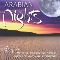 Safar: CD Arabian Nights