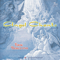 Erik Berglund  CD Angel Chants