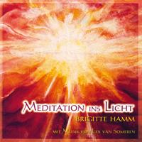Brigitte Hamm: CD Meditation ins Licht