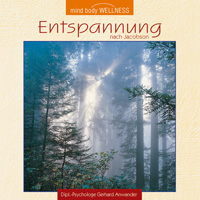 Gerhard Anwander - CD - Entspannung nach Jacobson