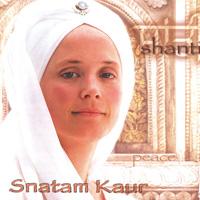Snatam Kaur Khalsa: CD Shanti