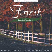 Sounds of the Earth - David Sun: CD Forest