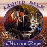 Marina Raye: CD Liquid Silk