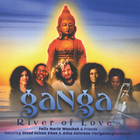 Felix Woschek Maria - CD - Ganga - River of Love