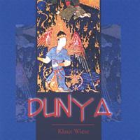Klaus Wiese - CD - Dunya