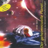 Arnd Stein: CD Der geheimnisvolle Planet