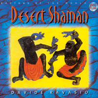Davide Ravasio - CD - Desert Shaman