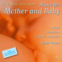 Simon Cooper: CD Music of the Womb