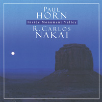 Paul Horn & Carlos Nakai: CD Inside Monument Valley