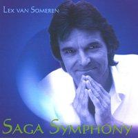 Lex van Someren - CD - Saga Symphony