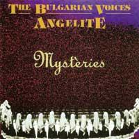 Bulgarian Voices Angelite - CD - Mystèries